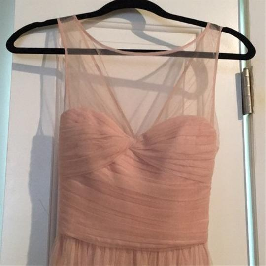 BHLDN Blush Corrine Style #35263482 Dress