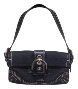 Coach Vintage Monogram Shoulder Bag
