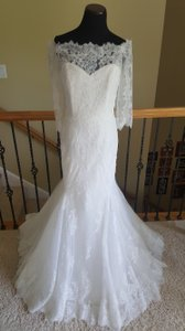 Pronovias Bellamy Wedding Dress