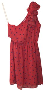 Romeo & Juliet Couture short dress red on Tradesy
