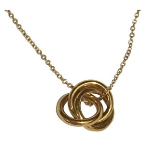 Blue Nile Infinity Love Knot Necklace