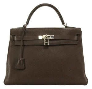 Hermès Satchel in Brown