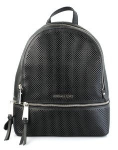 Michael Kors Leather Perforated Backpack