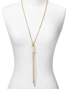 MICHAEL Michael Kors Glam Classic Zipper Necklace