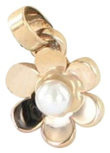 TOUS Vermeil Happy Moments Pendant Pearl Sterling Pink Gold