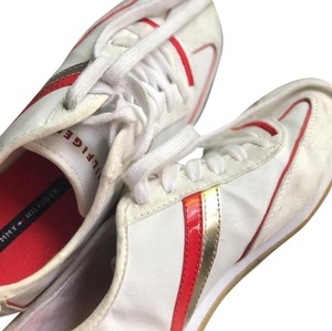Tommy Hilfiger white, red Athletic