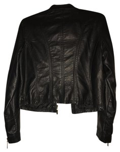 a.n.a. a new approach Leather Jacket