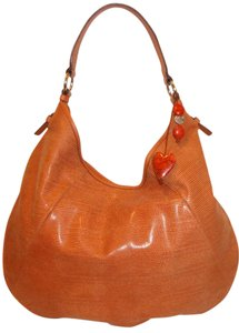 Banana Republic Refurbished Leather Extra-large Lined Hobo Bag