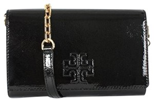 Tory Burch Style No. 34050 Charlie Patent Leather Cross Body Bag