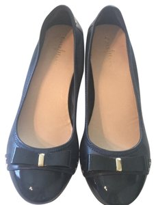 Cole Haan Navy Blue Wedges
