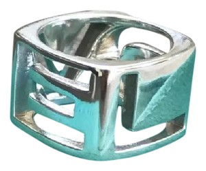 Tiffany & Co. Tiffany & Co. Sterling Silver Love Ring