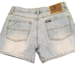 Ralph Lauren Mini/Short Shorts light wash