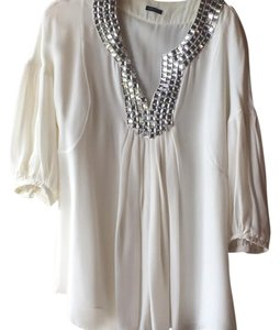 Magaschoni Top white