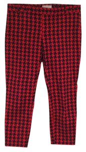 Gap Capri/Cropped Pants Red & Blue