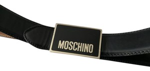 Moschino Moschino belt All genuine leather, made in Italy