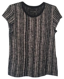 Rag & Bone T Shirt black , tan