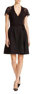 Diane von Furstenberg Lace Wrap Dvf Wrap Dress