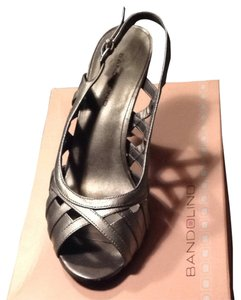 Bandolino Dark Silver Formal