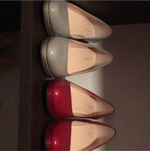 Cole Haan black, grey and red Pumps