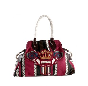 Fendi Crown Limited Du Jour Tote in Multicolor