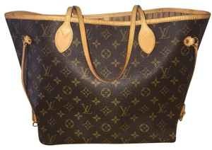 Louis Vuitton Tote in Brown