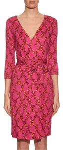 Diane von Furstenberg Warp Dvf Night Out Dress
