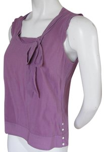 Theory Top Orchid Purple