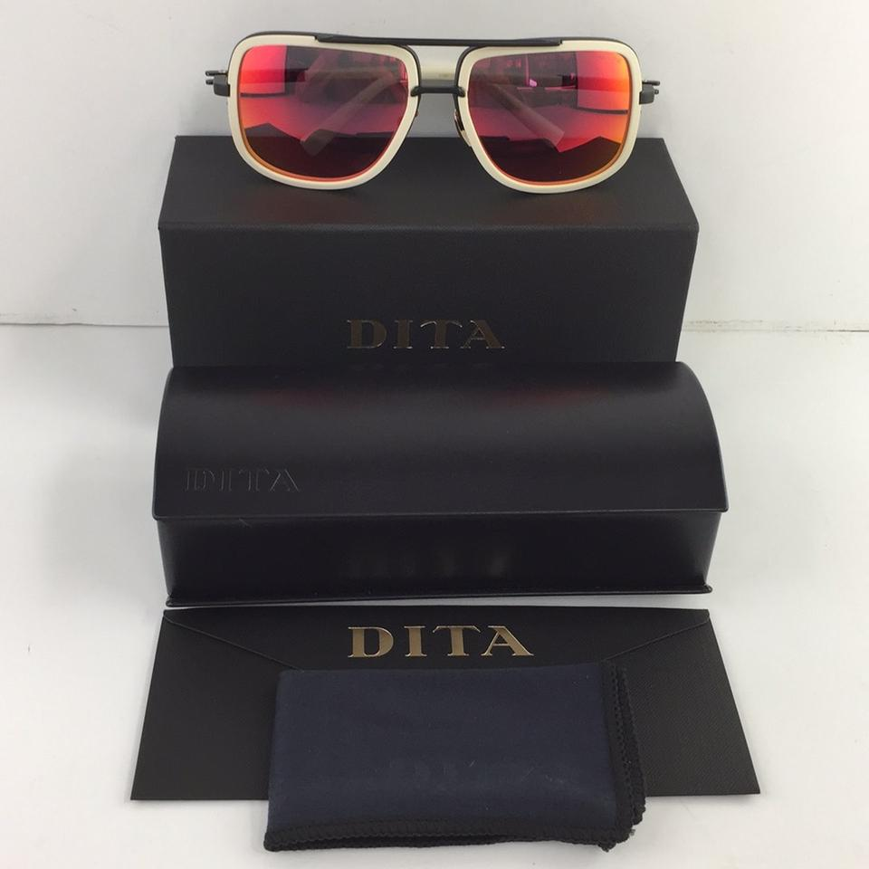 1395ea43934 Dita Brand New Mach One Titanium Limited Edition DRX 2030-K-BNE-BLK.  12345678910