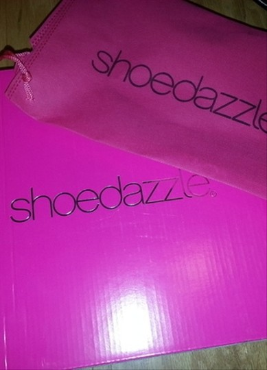 ShoeDazzle Strappy Multi Wedges