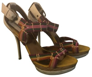 Charles David Multicolor Sandals