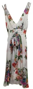 Nicole Benisti short dress Floral Flowers Flowy Summer on Tradesy