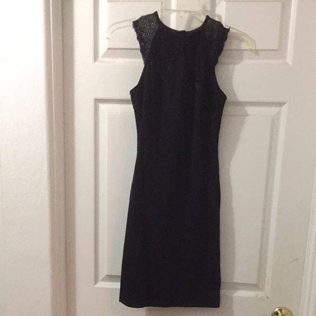 H&M Like New Cocktail Party Going Club Professional Lace Detail Lace Embellished Sleeveless Summer Spring Special Dress
