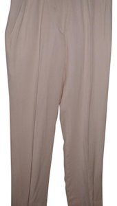 talbots collection made in Italy Import Career Trouser Pants pink