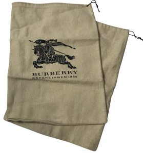 Burberry Dustbags