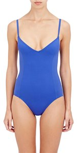 Proenza Schouler nwt Classic V-neck One Piece Swimsuit Style # 504181542