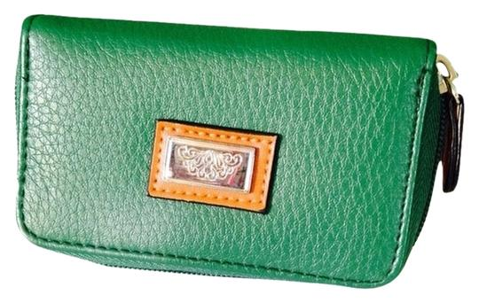 My Closet- Embellished by Leecia Credit Card Case, Leather