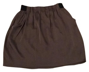 Uniqlo Mini Skirt grey