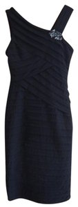 Xscape One Pleated Dress