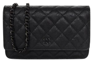 Chanel Woc Woc So Wallet On Chain So Woc Cross Body Bag