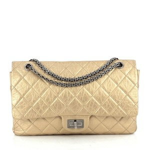 Chanel Reissue Metallic Shoulder Bag