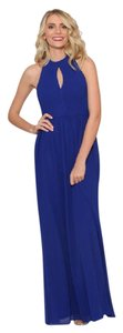 Minuet Petite Chiffon Halter New Prom Dress