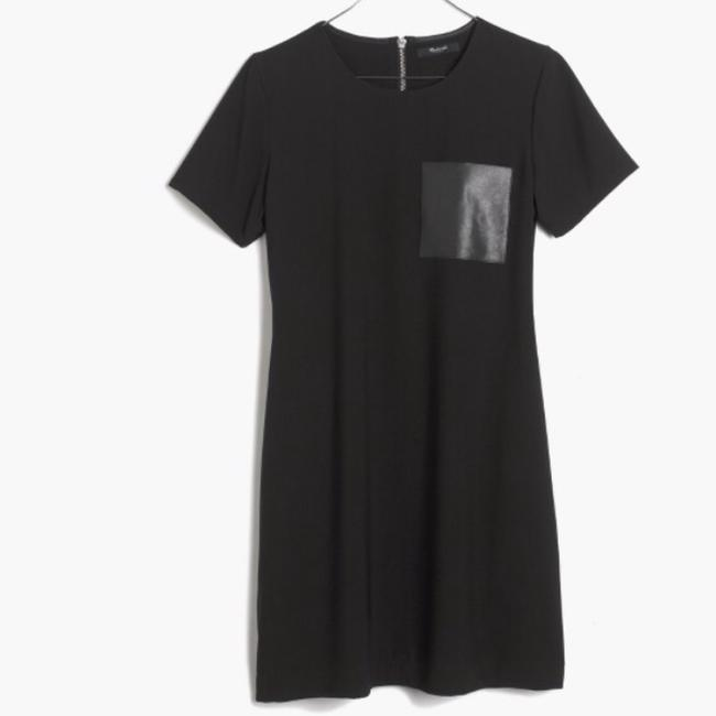 Madewell short dress Black on Tradesy Image 3