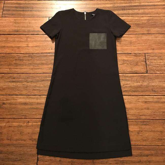Madewell short dress Black on Tradesy Image 5