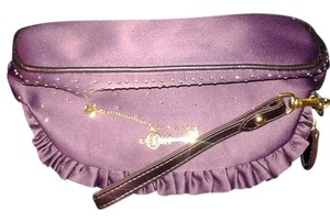 Victoria's Secret Victoria's Secrets sateen clutch cosmetic bag