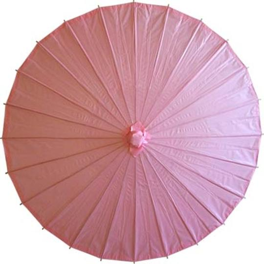 "Pink 20"" Parasols (6 Left) Ceremony Decoration"