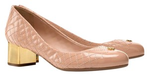 Tory Burch LIGHT OAK GOLD Pumps
