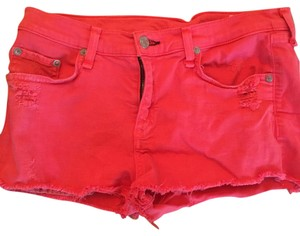 Rag & Bone Mini/Short Shorts pink