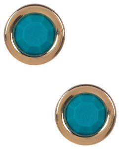 Marc by Marc Jacobs New 'All Tied Up' a Fashion Forward Rubber Stud Earrings, M0004862