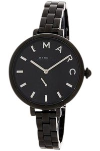Marc Jacobs Marc By Marc Jacobs Sally Black Stainless Steel Watch MJ3455