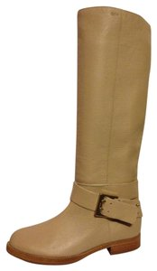 Chloé Prince Paddington Buckled Neutral (light beige) Boots